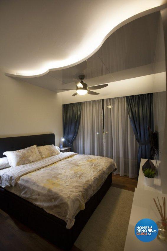 Renovation Ideas For 4a Hdb Living Room: 4 Room BTO Renovation Package