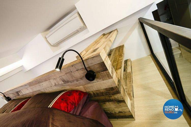 Modern, Scandinavian Design - Bedroom - Condominium - Design by Inspire ID Group Pte Ltd