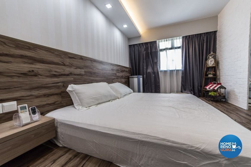 Contemporary, Minimalist, Others Design - Bedroom - HDB 5 Room - Design by Inspire ID Group Pte Ltd