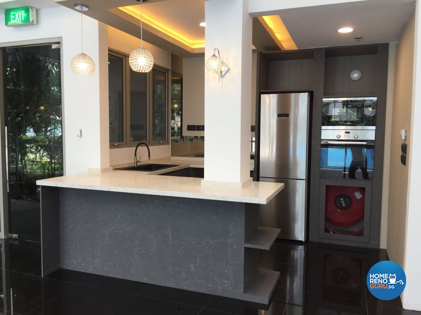 Modern Design - Commercial - Others - Design by Inspire ID Group Pte Ltd