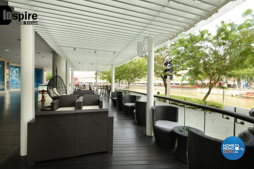 Modern Design - Commercial - Retail - Design by Inspire ID Group Pte Ltd