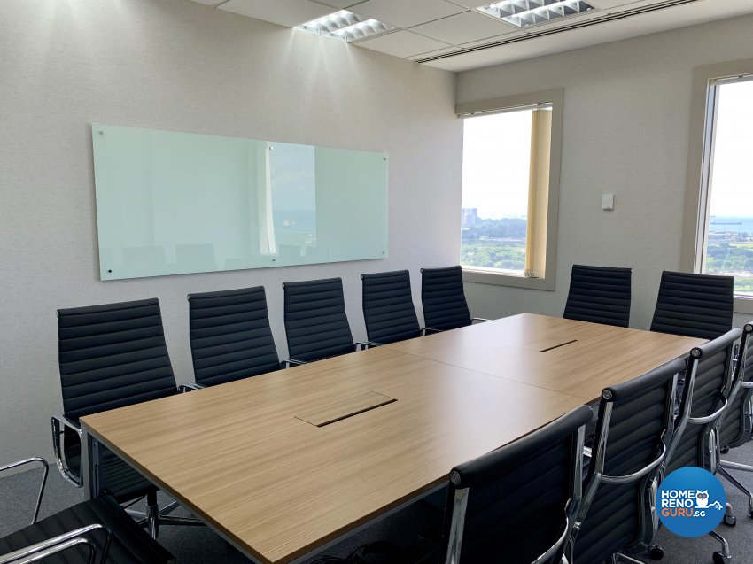 Modern Design - Commercial - Office - Design by Inspire ID Group Pte Ltd