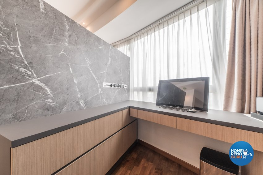 Others, Tropical Design - Study Room - Condominium - Design by Inspire ID Group Pte Ltd