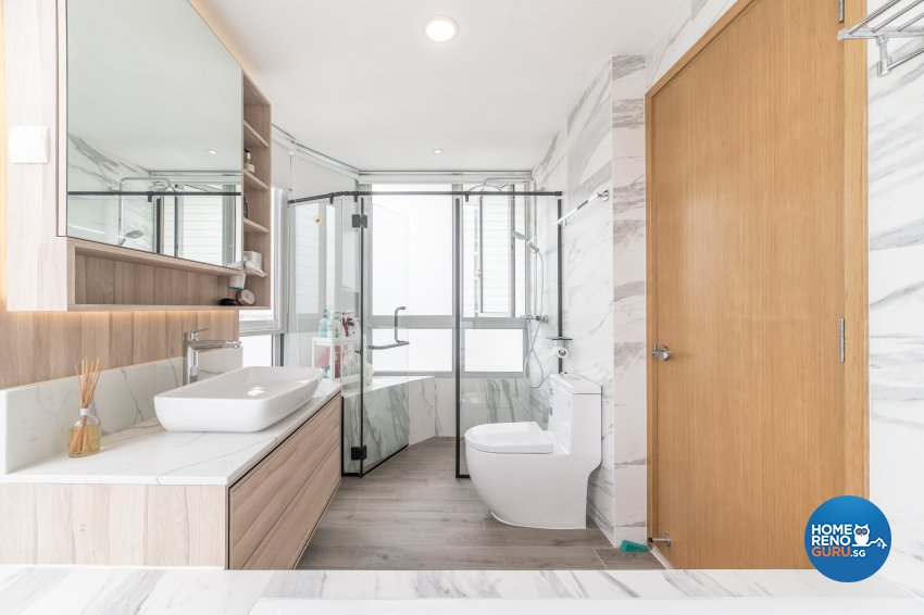 Others, Tropical Design - Bathroom - Condominium - Design by Inspire ID Group Pte Ltd