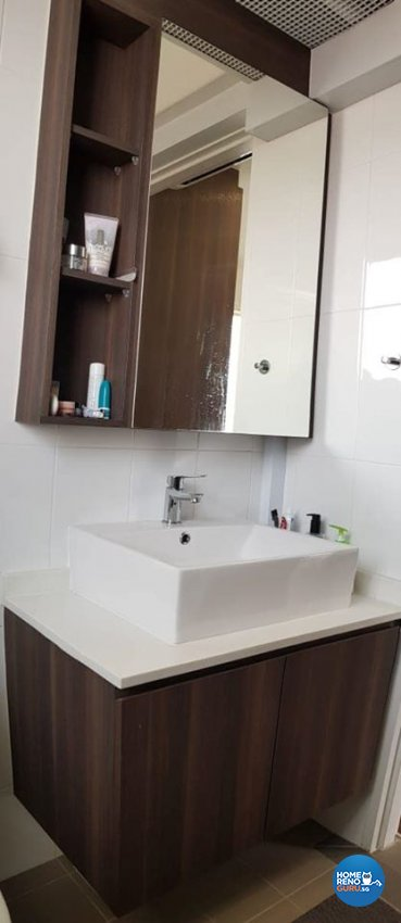 Contemporary, Minimalist, Modern Design - Bathroom - HDB 5 Room - Design by Inspire ID Group Pte Ltd