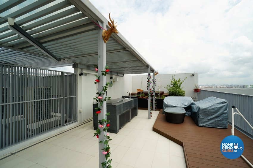 Classical, Modern, Others Design - Balcony - Condominium - Design by Interior Diary Private Limited