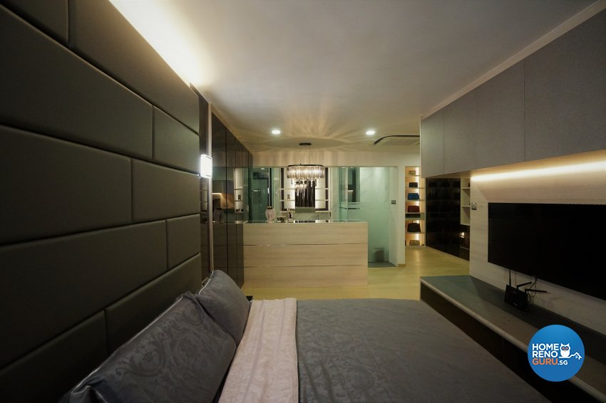 Classical, Modern, Others Design - Bedroom - Landed House - Design by Interior Diary Private Limited