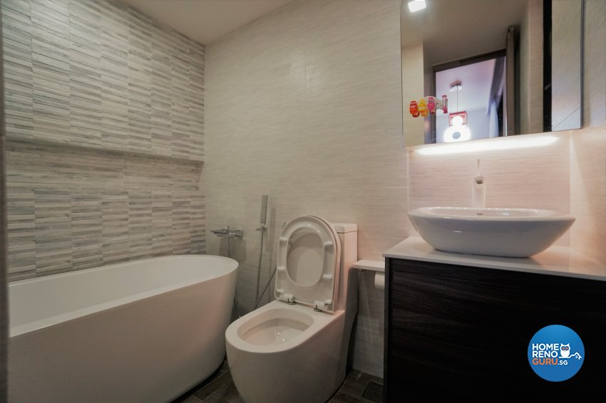 Classical, Modern, Others Design - Bathroom - Landed House - Design by Interior Diary Private Limited