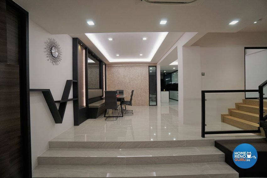 Classical, Modern, Others Design - Dining Room - Landed House - Design by Interior Diary Private Limited