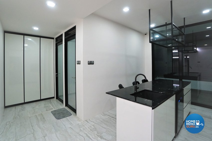 Classical, Modern, Others Design - Kitchen - Landed House - Design by Interior Diary Private Limited