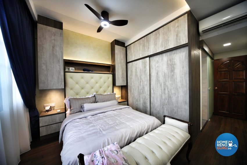 Modern, Others, Victorian Design - Bedroom - Condominium - Design by Interior Diary Private Limited