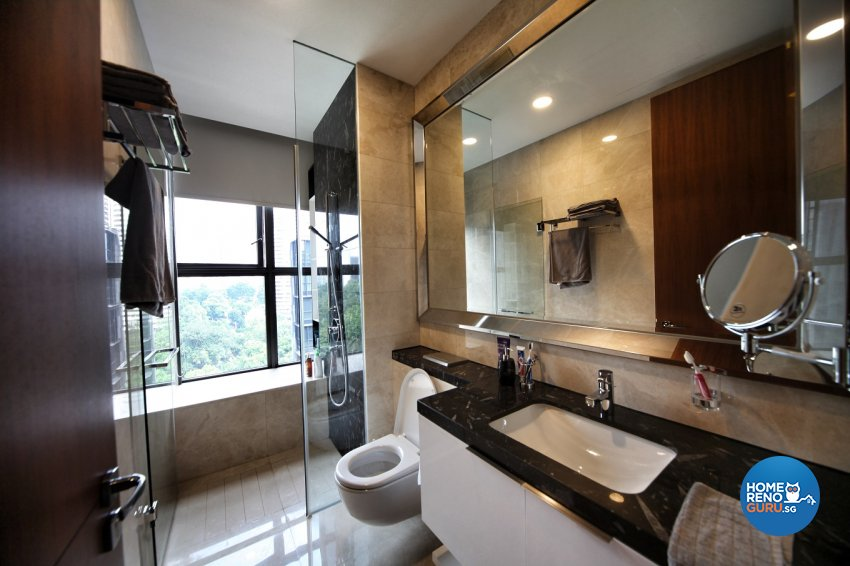 Classical, Modern, Others Design - Bathroom - Condominium - Design by Interior Diary Private Limited