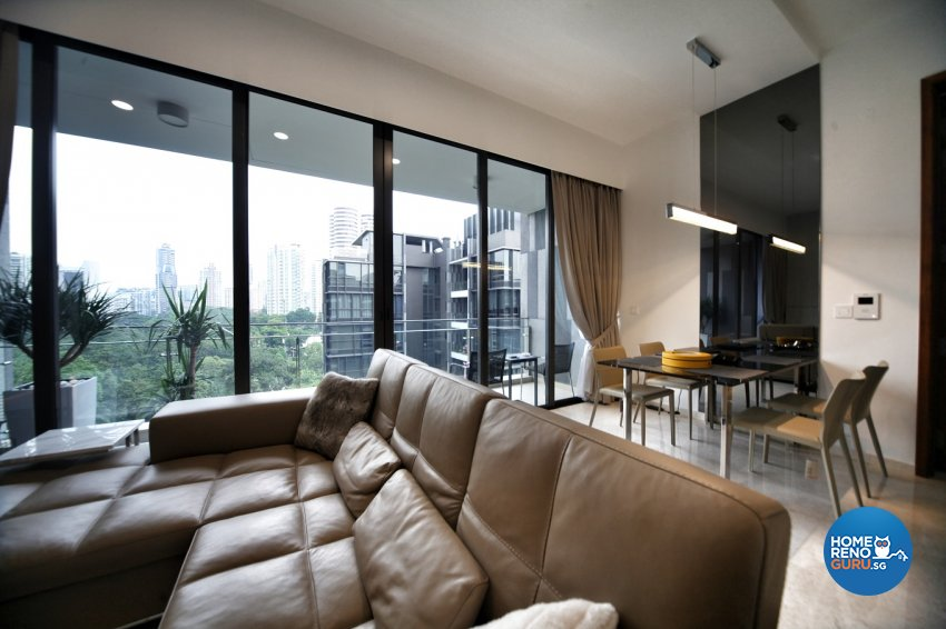 Classical, Modern, Others Design - Living Room - Condominium - Design by Interior Diary Private Limited