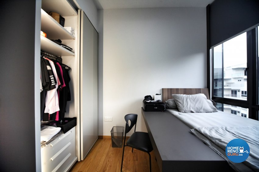 Classical, Modern, Others Design - Bedroom - Condominium - Design by Interior Diary Private Limited