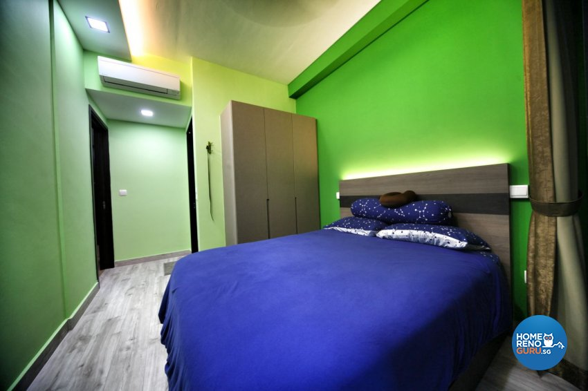 Minimalist, Others Design - Bedroom - HDB Studio Apartment - Design by Interior Diary Private Limited