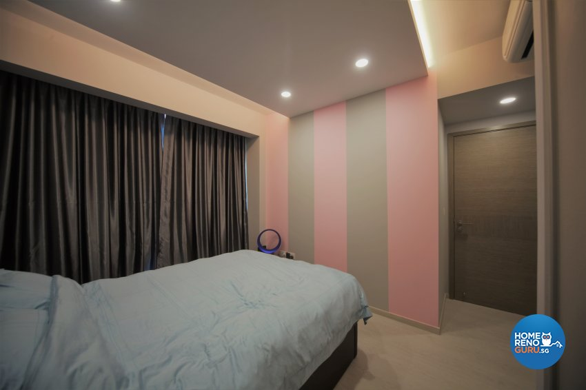 Classical, Modern Design - Bedroom - Condominium - Design by Interior Diary Private Limited