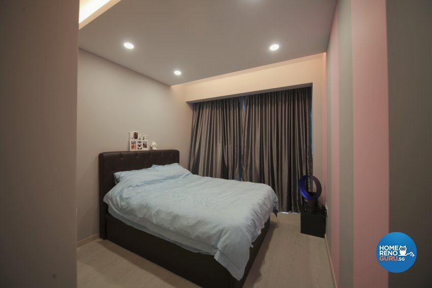 Classical, Modern Design - Bedroom - Condominium - Design by Interior Diary Private Limited
