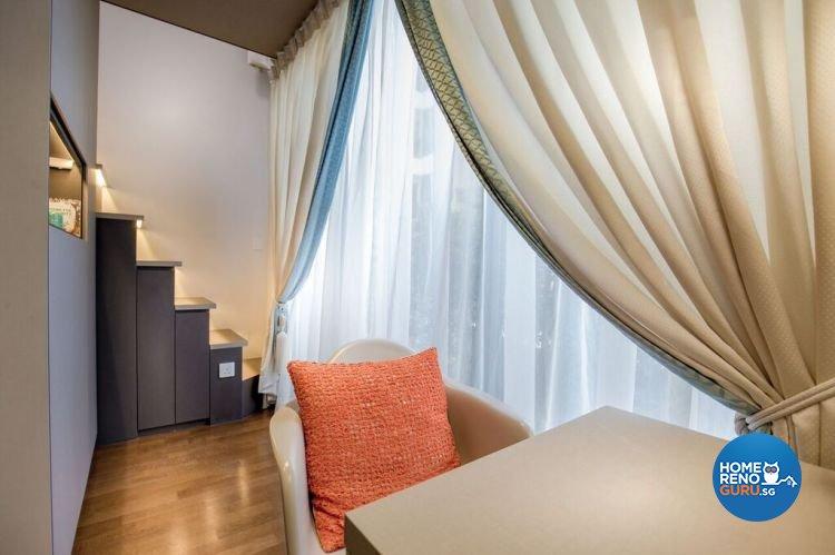 Contemporary, Modern Design - Study Room - Condominium - Design by Interior Doctor Pte Ltd