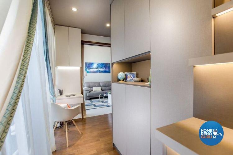 Contemporary, Modern Design - Bedroom - Condominium - Design by Interior Doctor Pte Ltd