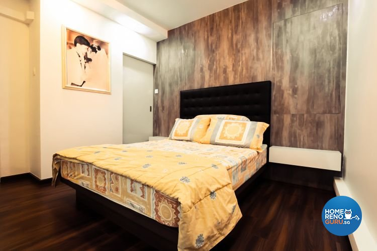 Contemporary, Minimalist Design - Bedroom - Condominium - Design by Interior Secrets Pte Ltd