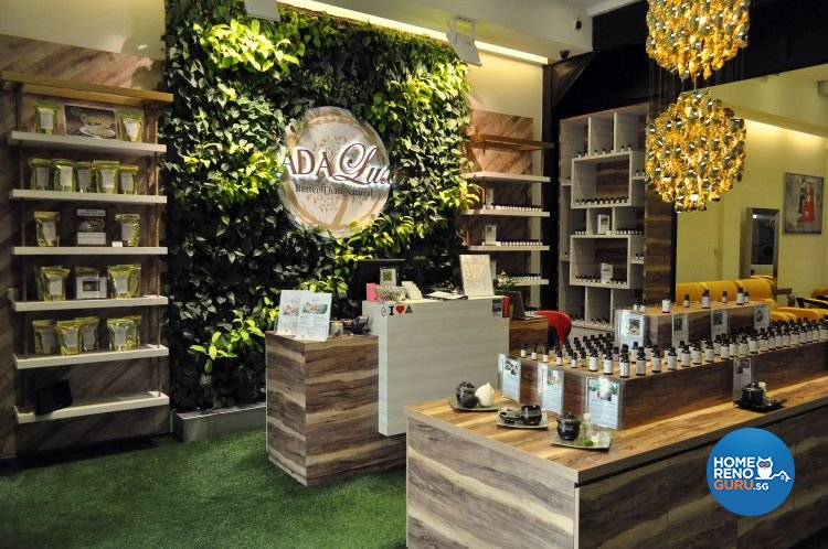 Modern, Tropical Design - Commercial - Retail - Design by JDB Design & Build Pte Ltd