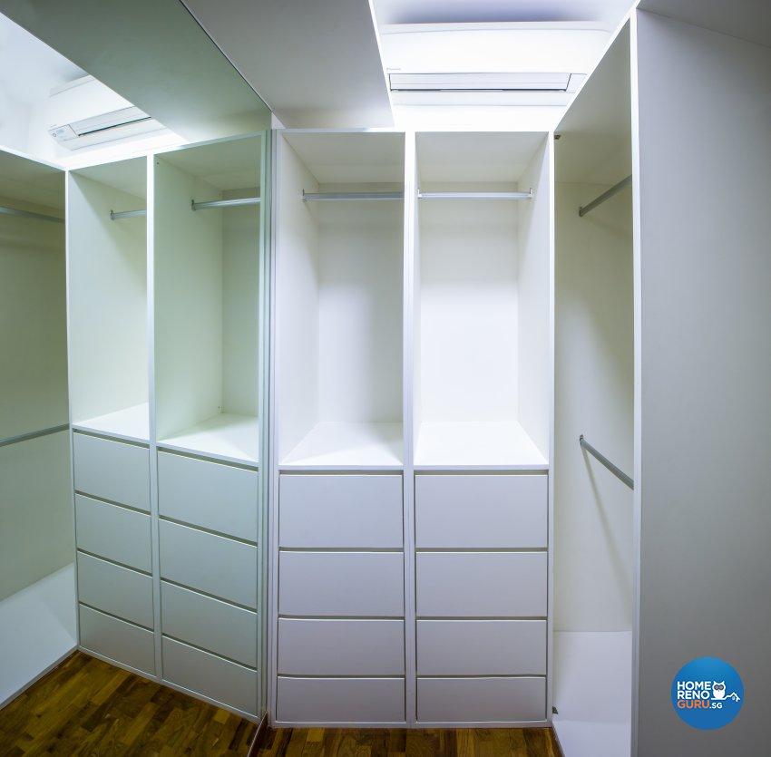 Scandinavian Design - Study Room - Condominium - Design by Jialux Interior Pte Ltd