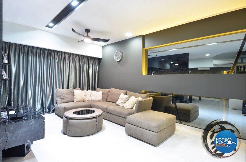 Jialux Interior Pte Ltd-HDB 5-Room package