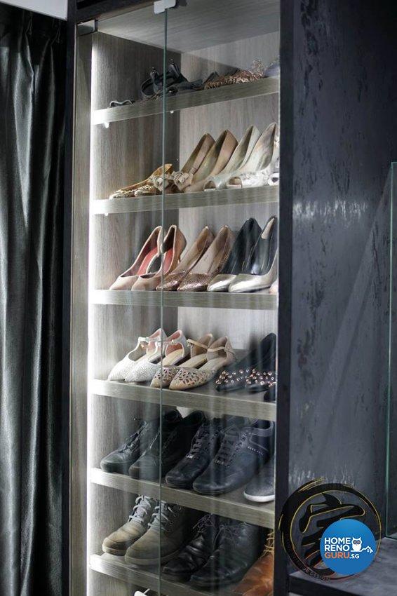 Modern Design - Bedroom - HDB 5 Room - Design by Jialux Interior Pte Ltd