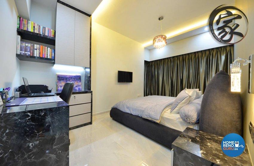Jialux Interior Pte Ltd-HDB 4-Room package