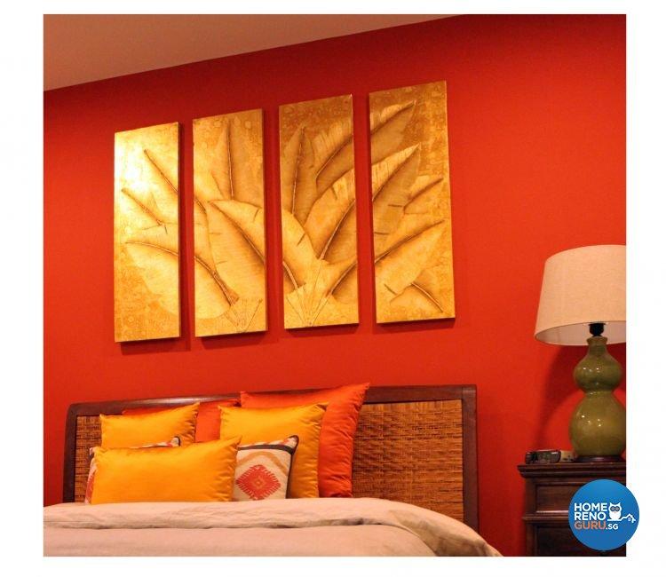 Classical, Eclectic, Modern Design - Bedroom - Condominium - Design by Kaiyi Design Pte Ltd