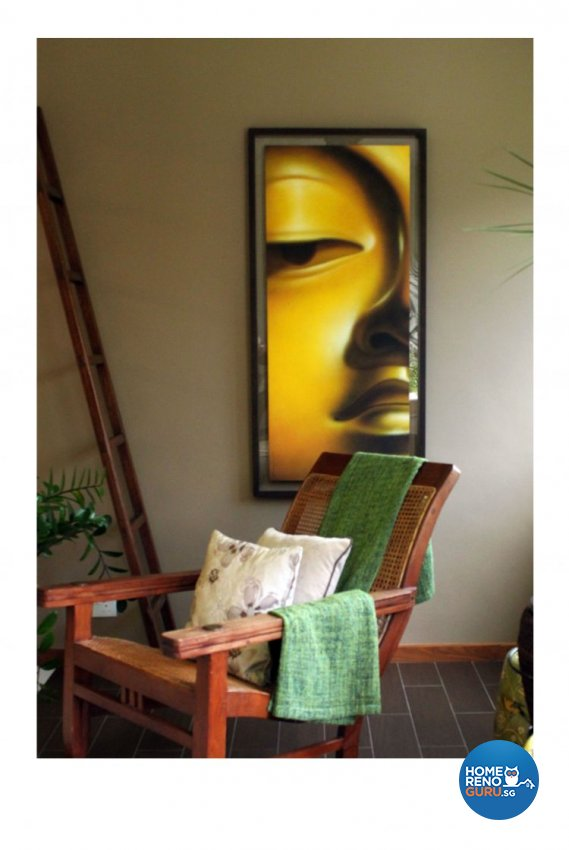 Classical, Eclectic, Modern Design - Balcony - Condominium - Design by Kaiyi Design Pte Ltd