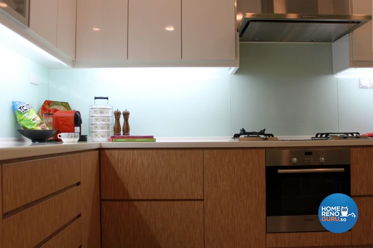 Classical, Eclectic, Modern Design - Kitchen - Condominium - Design by Kaiyi Design Pte Ltd