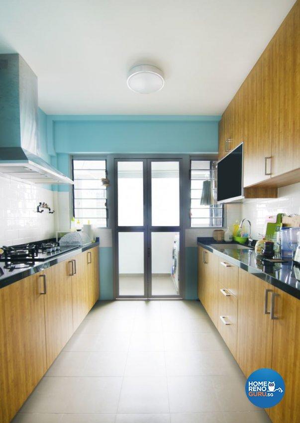 Minimalist Hdb Design: Kaleido Interior Llp Hdb Punggol 446