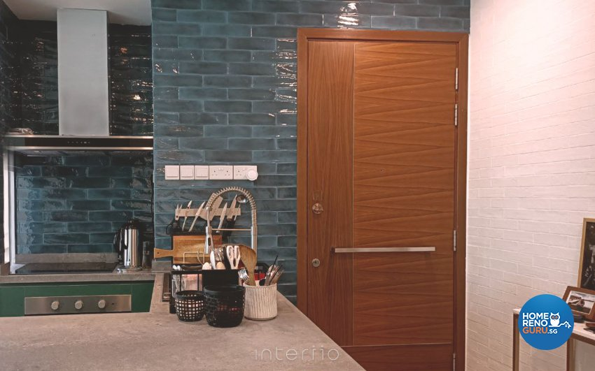 Eclectic, Modern Design - Dining Room - Condominium - Design by Kee Link Interior Pte Ltd