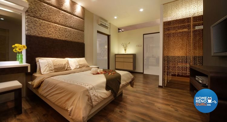 Contemporary, Country, Modern Design - Bedroom - Condominium - Design by Ken Home Design & Construction