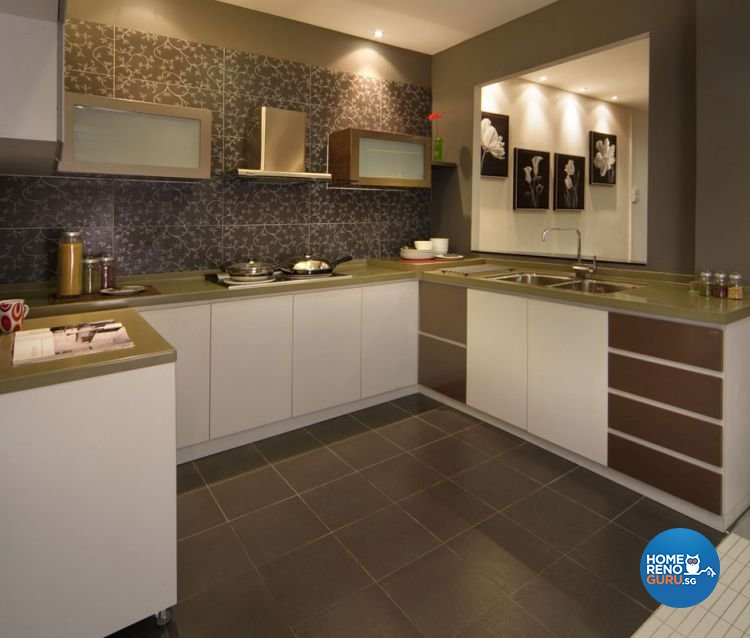 Contemporary, Country, Modern Design - Kitchen - Condominium - Design by Ken Home Design & Construction