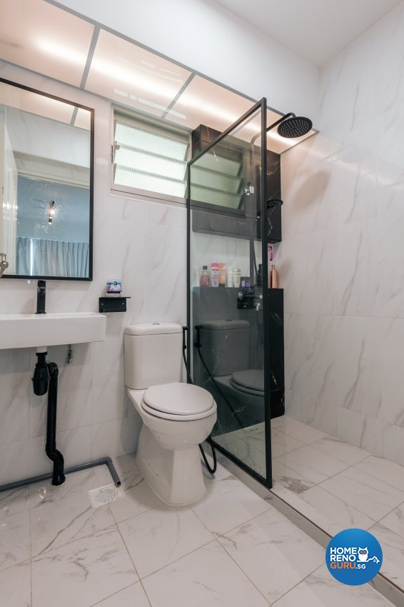 Classical, Modern Design - Bathroom - Others - Design by Kingsley Interior