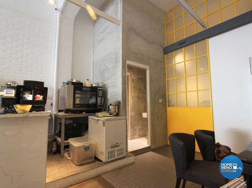 Modern, Scandinavian, Vintage Design - Commercial - F&B - Design by Kitzig Design Studio Pte Ltd