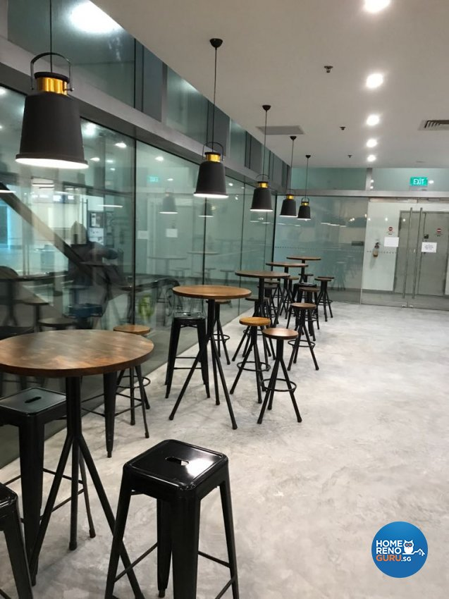 Contemporary, Industrial Design - Commercial - F&B - Design by Kitzig Design Studio Pte Ltd