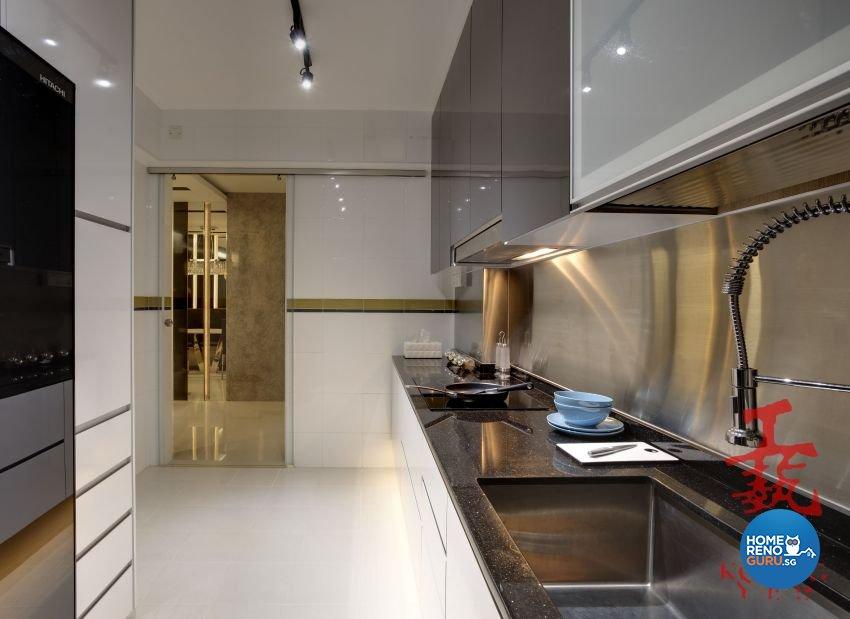 Koong Yee Renovation Works Pte Ltd-HDB 4-Room package