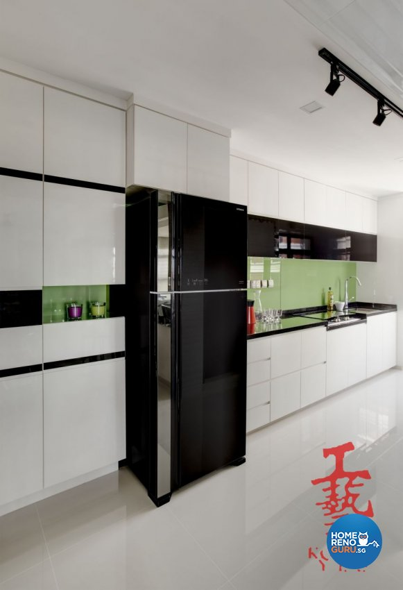 Koong Yee Renovation Works Pte Ltd-HDB 5-Room package