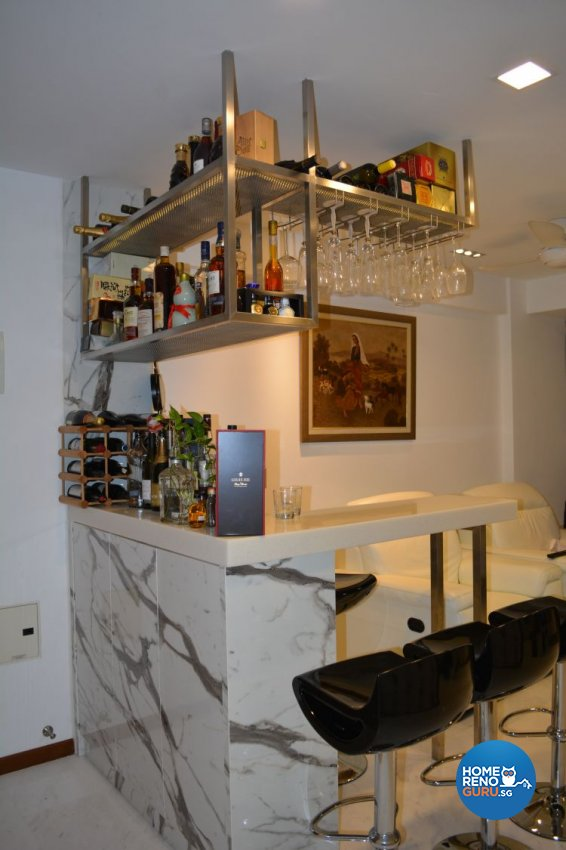 LCT Renovation Pte Ltd-Kitchen and Bathroom package