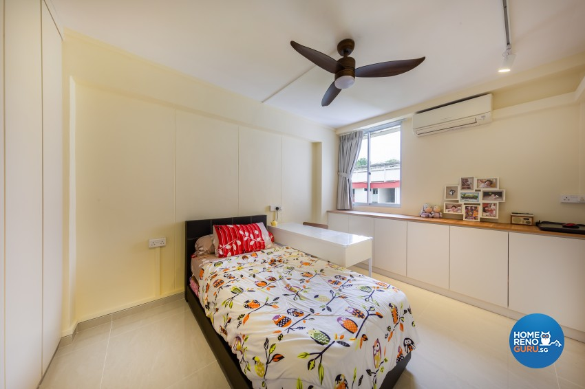 Modern Design - Bedroom - HDB 5 Room - Design by Le Interi