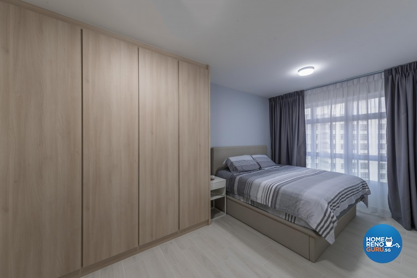 Modern, Others Design - Bedroom - HDB 5 Room - Design by Le Interi