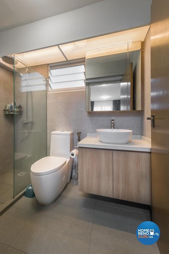 Modern, Others Design - Bathroom - HDB 5 Room - Design by Le Interi