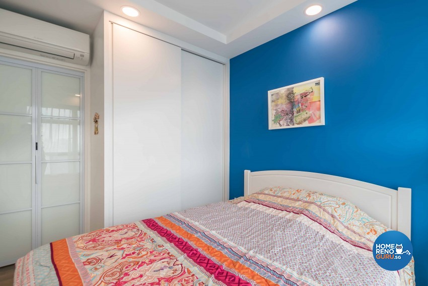 Modern, Victorian Design - Bedroom - HDB 3 Room - Design by Le Interi