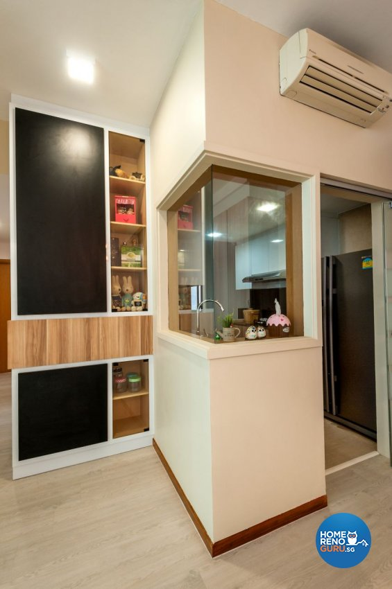 Minimalist, Modern, Scandinavian Design - Living Room - Condominium - Design by Le Interi