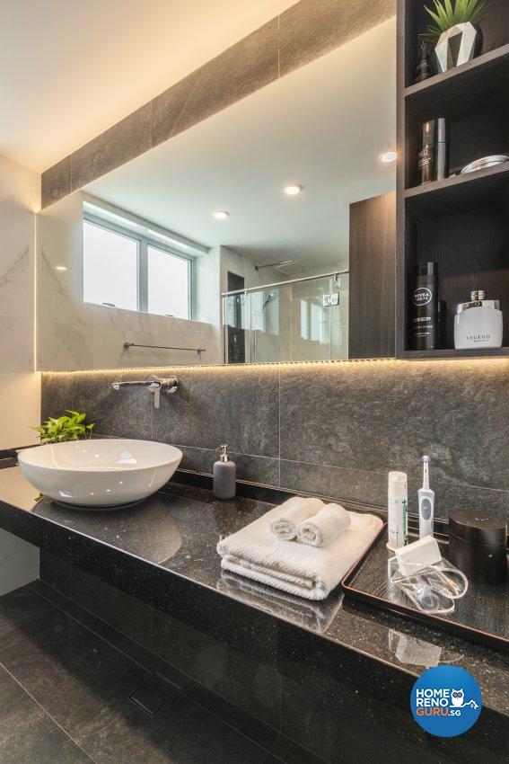 Classical Design - Bathroom - Condominium - Design by Le Interi