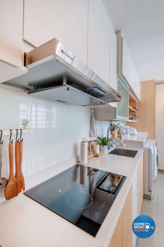 Minimalist, Modern, Scandinavian Design - Kitchen - Others - Design by Le Interi