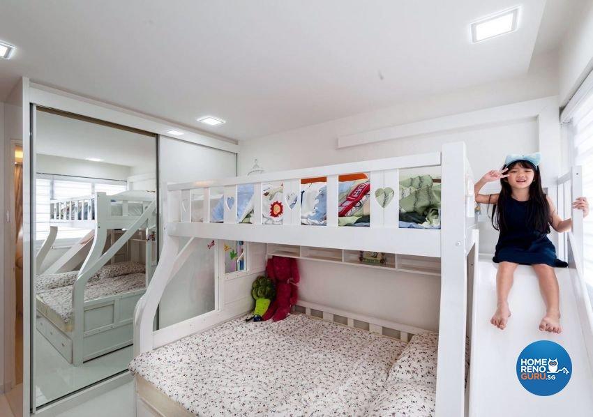 Minimalist, Modern, Scandinavian Design - Bedroom - Others - Design by Le Interi